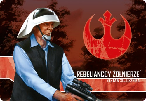 Star Wars: Imperium Atakuje - Rebelianccy żołnierze zestaw sojusznika