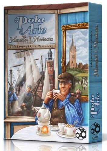 Pola Arle: Handel i Herbata