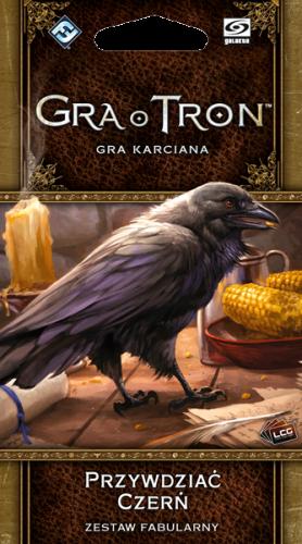 Gra o Tron: Gra karciana (druga edycja) Cykl Westeros Przywdziać Czerń