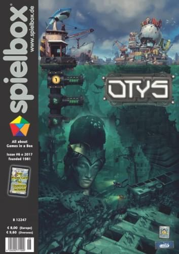 Spielbox 06/2017 - wyd. angielskie
