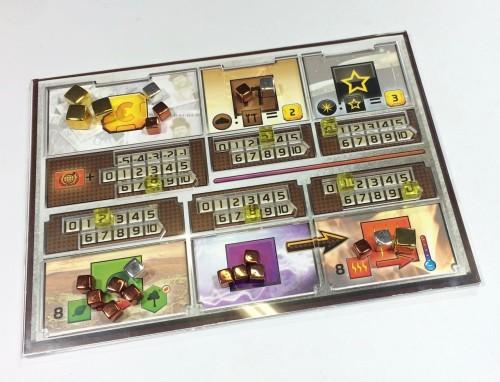 GeekMod - Organizer pasujący do gry Terraformacja Marsa (1szt)