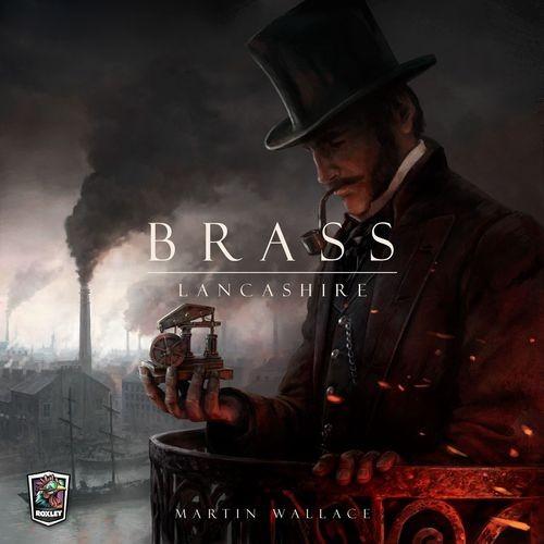 Brass: Lancashire (edycja angielska)