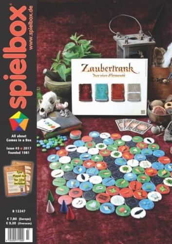 Spielbox 03/2017 - wyd. angielskie