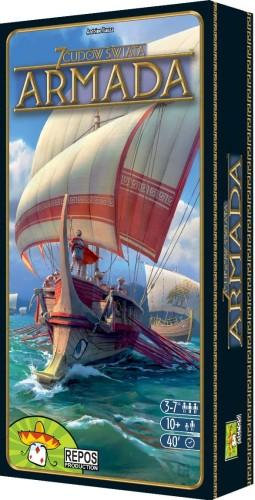 7 Cudów Świata - Armada (edycja polska)