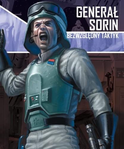Star Wars: Imperium Atakuje - Generał Sorin, Bezwzględny taktyk - zestaw przeciwnika