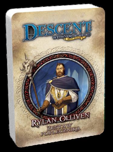 Descent: Wędrówki w Mroku - Rylan Olliven - talia poplecznika