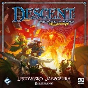 Descent: Wędrówki w Mroku - Legowisko Jaszczura