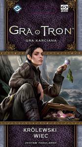 Gra o Tron: Gra karciana (druga edycja) Cykl Lot wron Królewski wiec