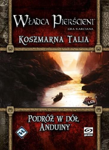 Władca Pierścieni LCG - Podróż w dół Anduiny Koszmarna Talia