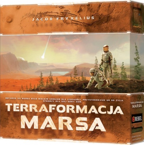 Terraformacja Marsa (edycja Gra Roku) (plus karta promo)