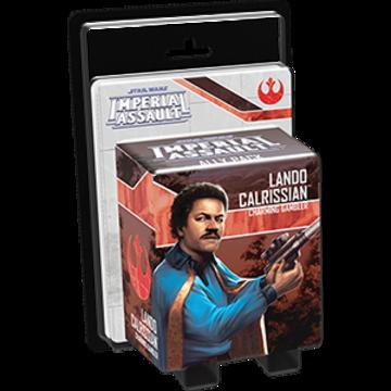 Star Wars: Imperial Assault Lando Calrissian Ally Pack