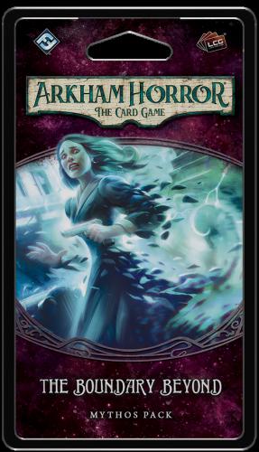 Arkham Horror: The Card Game - The Boundary Beyond: Mythos Pack
