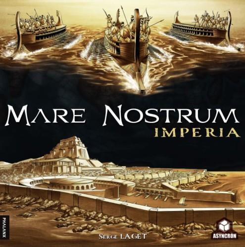 Mare Nostrum: Imperia (edycja polska)