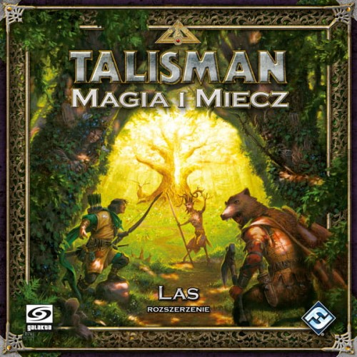 Talisman: Magia i Miecz - Las