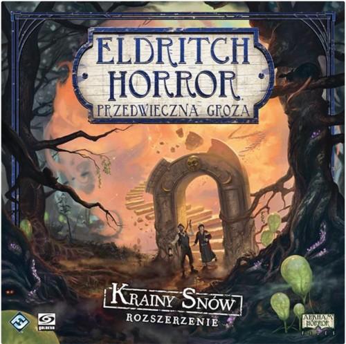 Eldritch Horror: Przedwieczna Groza Krainy Snów
