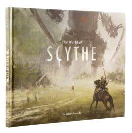 Scythe - 100 stronicowy Artbook