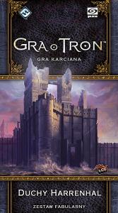 Gra o Tron: Gra karciana (druga edycja) Cykl Wojny Pięciu Królów Duchy Harrenhal