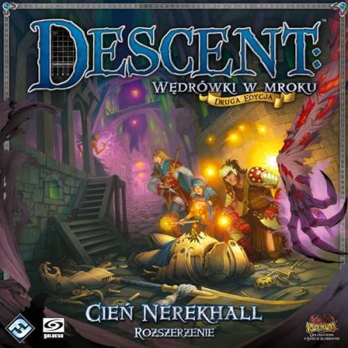 Descent: Wędrówki w Mroku - Cień Nerekhall