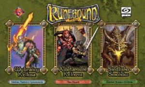 Runebound - Awatarowie Kelnova