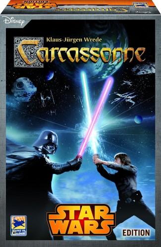 Carcassonne: Star Wars (edycja angielska)