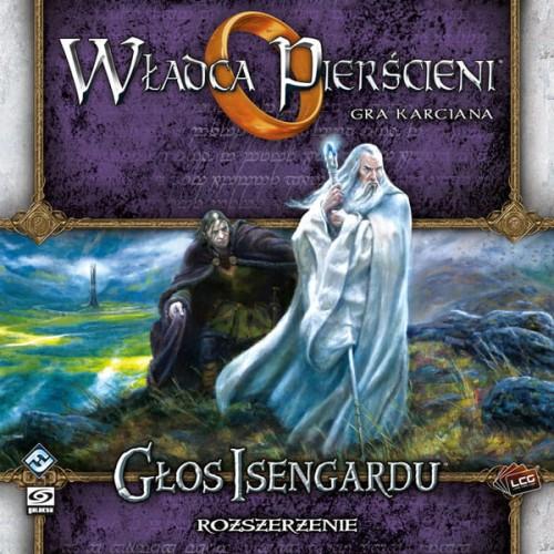 Władca Pierścieni LCG Głos Isengardu