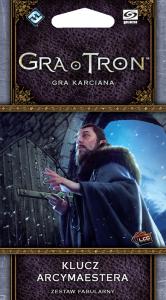 Gra o Tron: Gra karciana (druga edycja) Cykl Lot wron Klucz Arcymaestra
