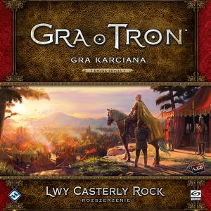 Gra o Tron: Gra karciana (druga edycja) - Lwy Casterly Rock