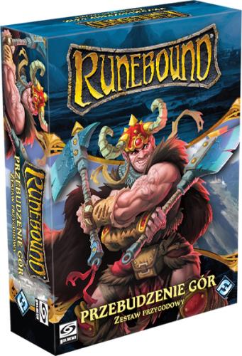 Runebound (trzecia edycja) Zestaw Przygodowy - Przebudzenie Gór