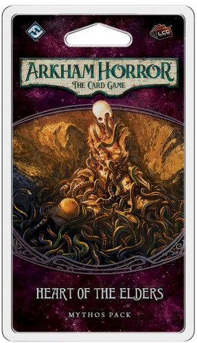 Arkham Horror: The Card Game - Heart of the Elders: Mythos Pack