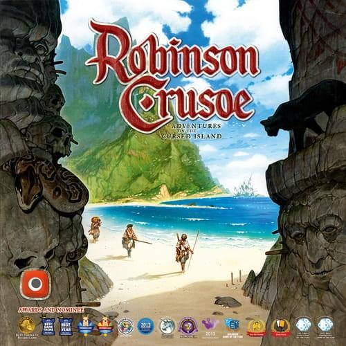 Robinson Crusoe: Adventures on the Cursed Island (edycja angielska)