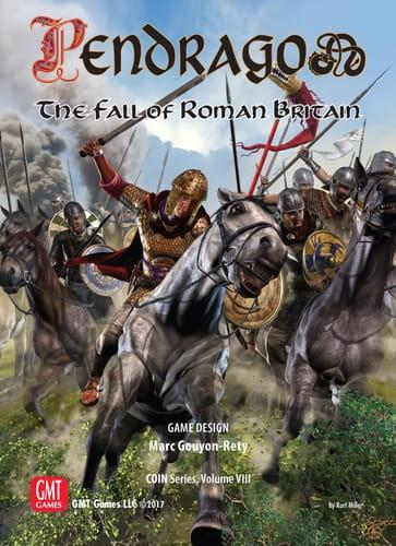 Pendragon: The Fall of Roman Britain - COIN series VIII